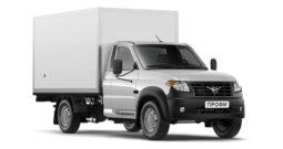 Промтоварный фургон 4х4