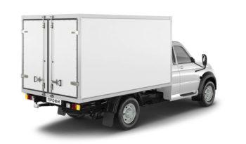 Промтоварный фургон 4х2 full