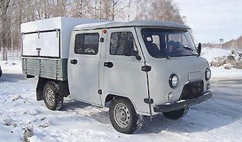 «Автомастерская» УАЗ-390945 full