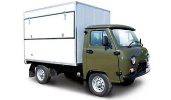 «Автолавка» УАЗ-29051 full