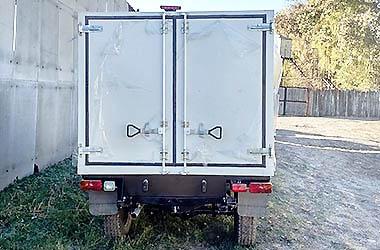 «Продовольственный» УАЗ-29051 full