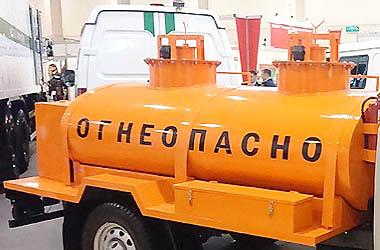 «Топливозаправщик» УАЗ-36223 full