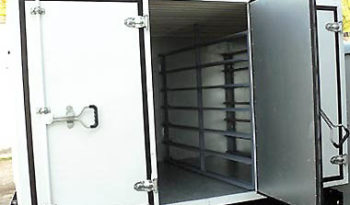 «Хлебовоз» УАЗ-2905 full