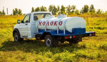 «Молоковоз» УАЗ-362213 full