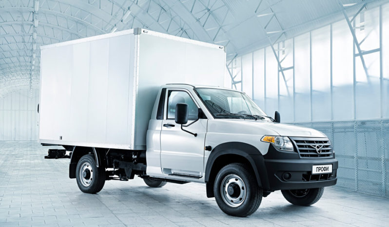 Изотермический фургон 4×2 full